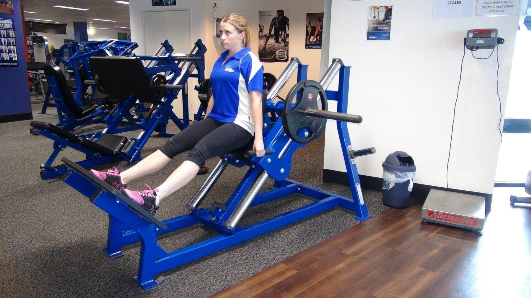 Fitness Institute Leg Press