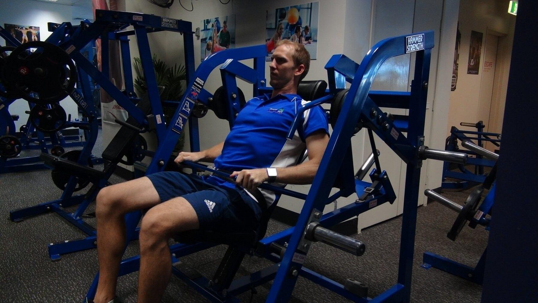 Fitness Institute Pullover