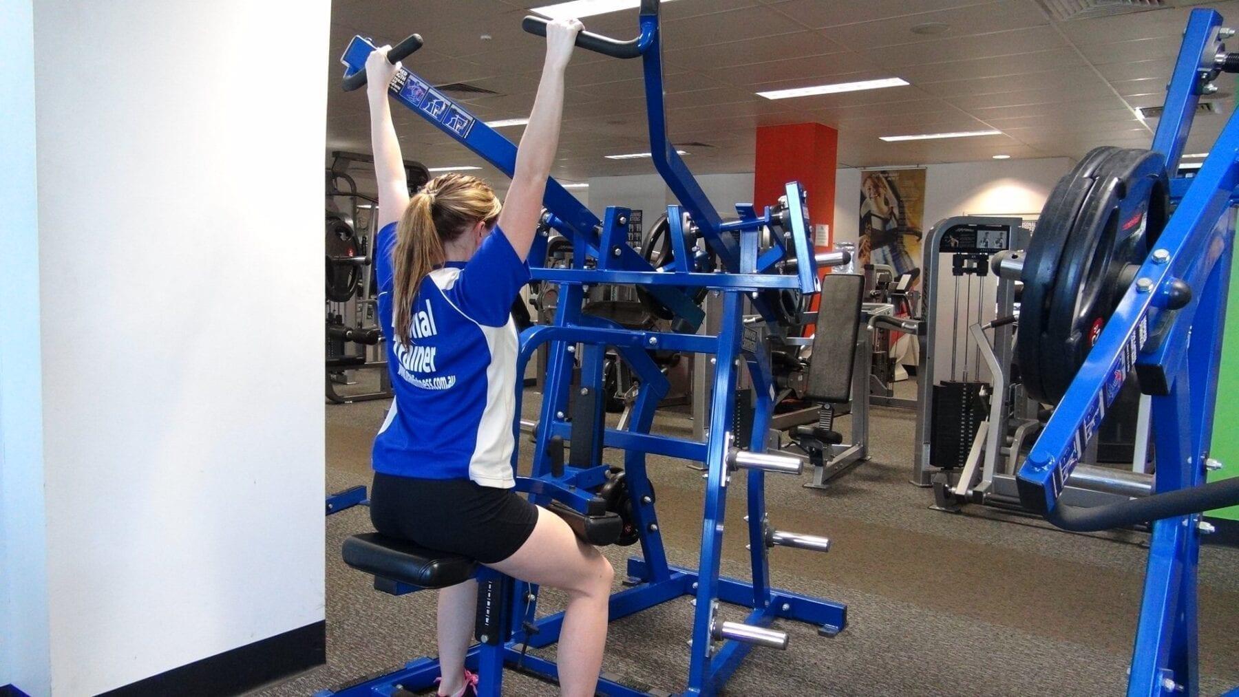 Fitness Institute Pulldown