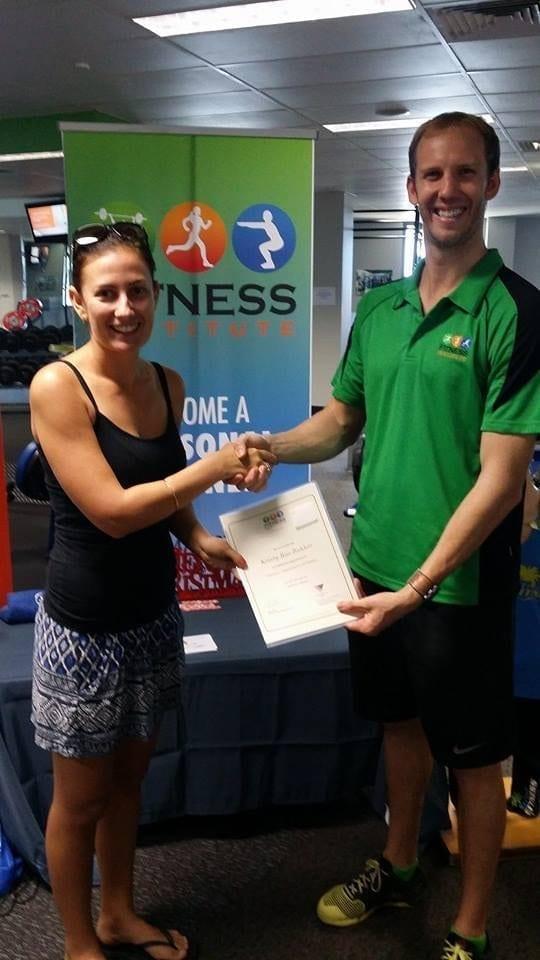 Kristy Bakker Fitness Institute