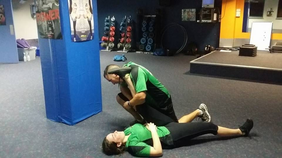 PNF Stretching Fitness Institute
