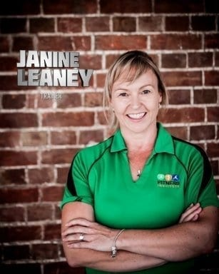 JANINE LEANEY