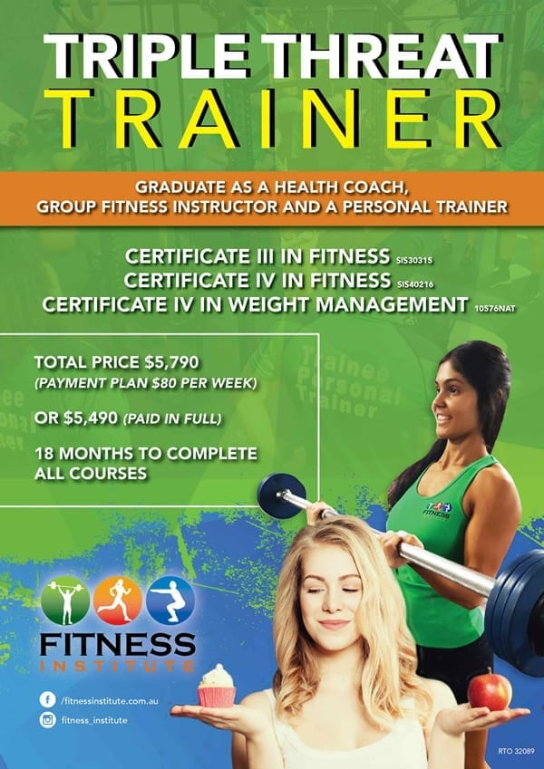 Triple Threat Trainer