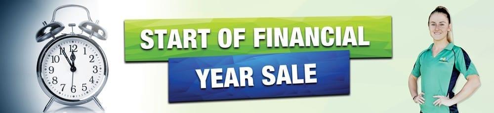 Start of Financial Year