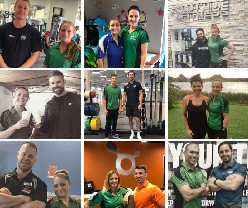 Fitness Institute Mentors