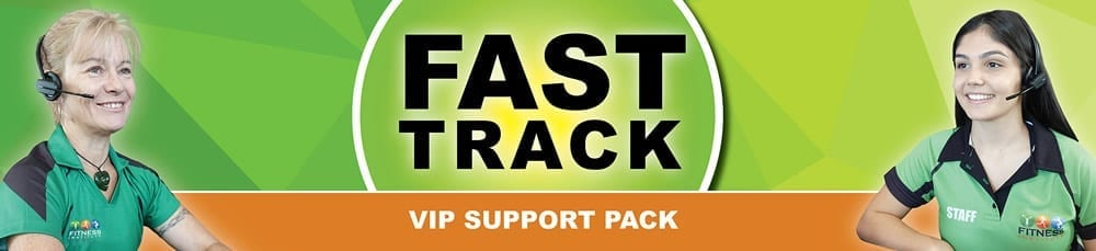 VIP Fast Track Support Pack