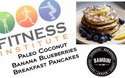 Paleo Coconut Pancakes – cooking demo