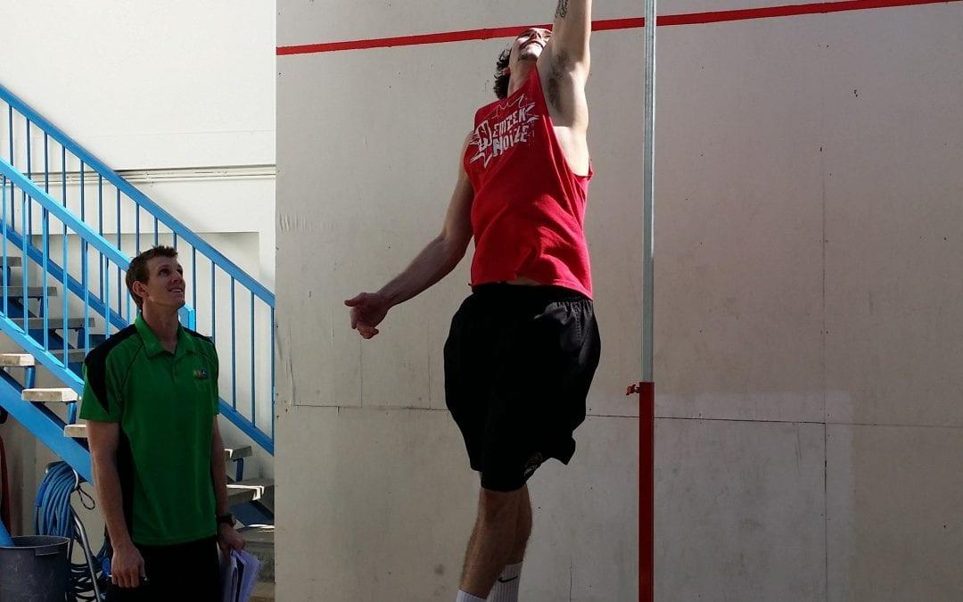 Scott Kenny (NBL) – Vertical Leap Score