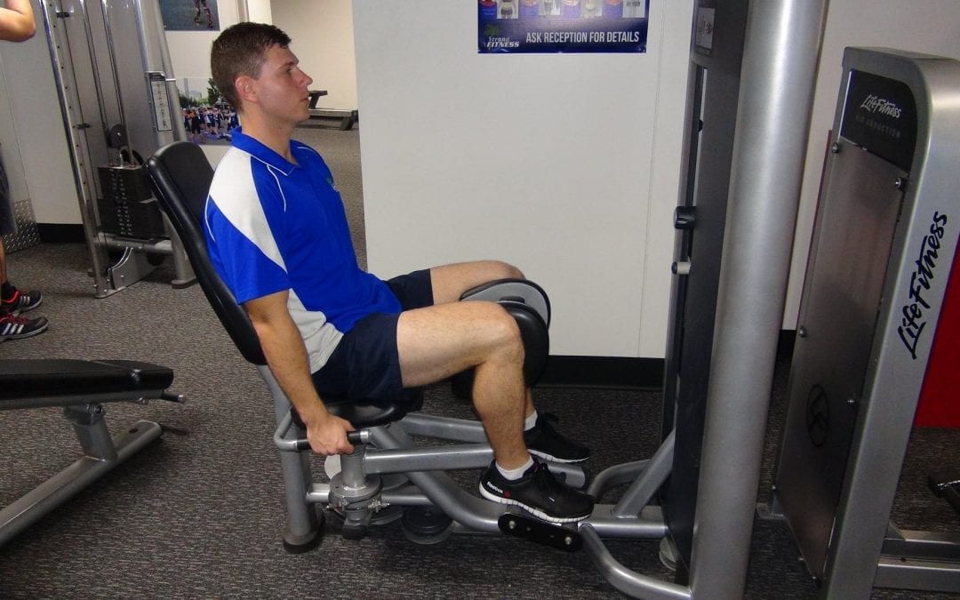 Hip Adduction – Pin Loaded