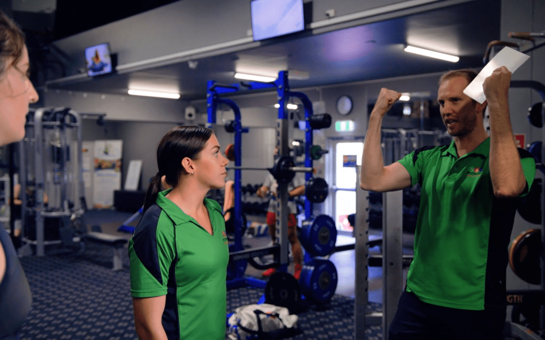 Start your Career in Sport, Fitness & Recreation!