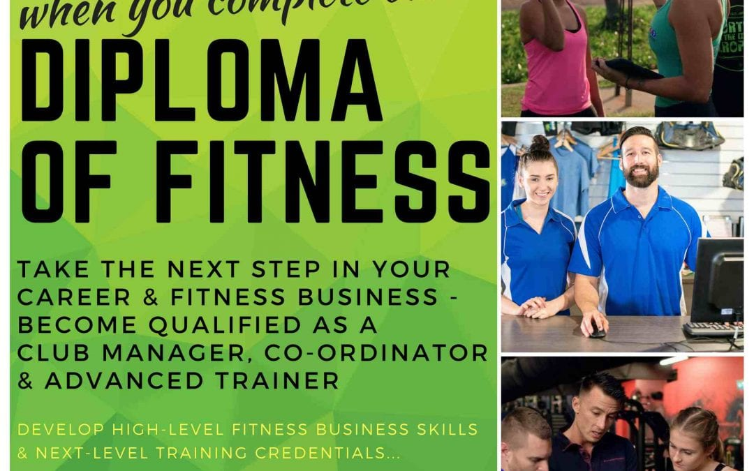 Is the Diploma of Fitness for you?