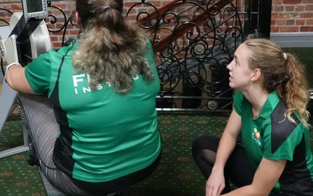 Hannah's Story – Fitness Makes Me Happy !