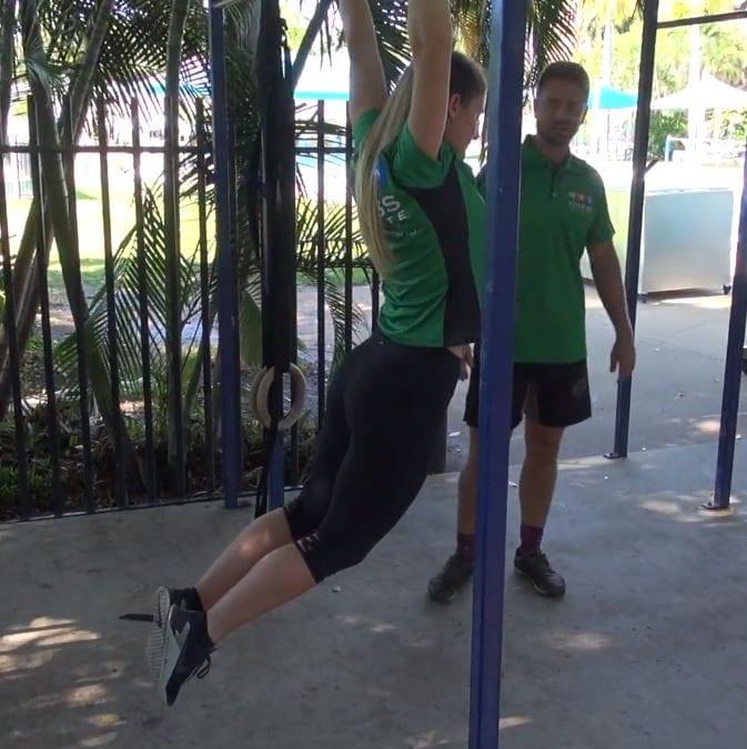 Kipping Swing