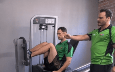 Leg Press-Machine