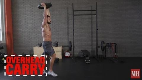 Some Cool Weight Plate Exercises