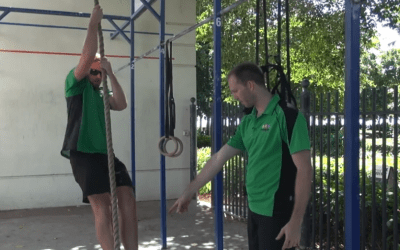 Rope Climbs J Hook Foot Clamp