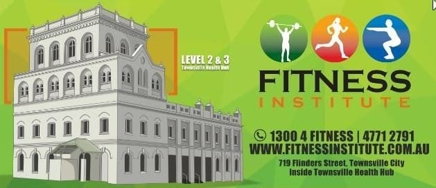 NEW HEADQUARTERS FOR FITNESS INSTITUTE!