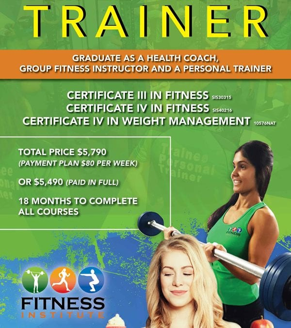 Be a Triple Threat Trainer!