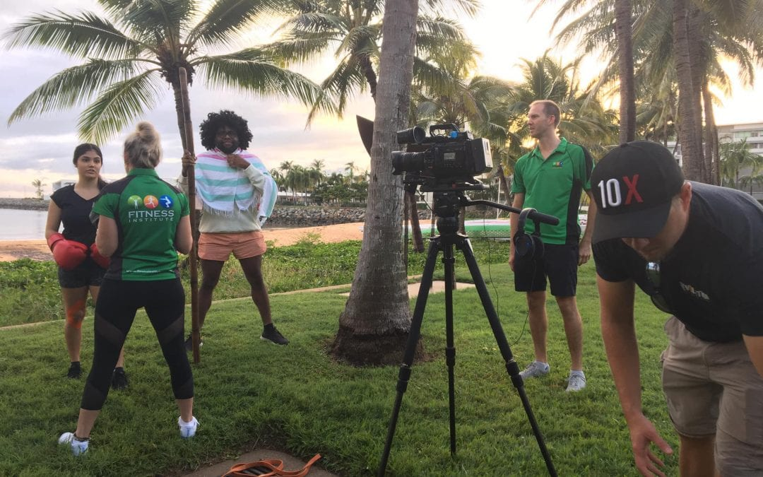 Fitness Institute – Lights, Camera, Action!