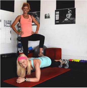 Jo Scott – Optimal Body Fitness
