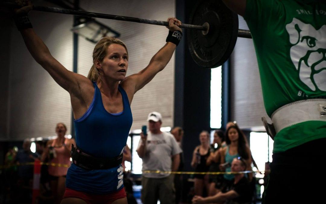 Christine Law – CrossFit Mount Isa