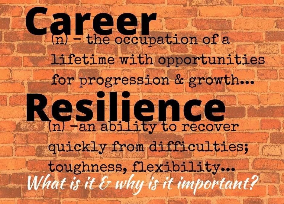 Develop Resilience & a Strong Fitness Career