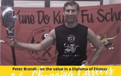 The value in a Diploma of Fitness!