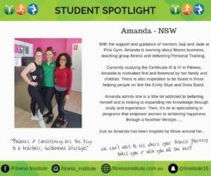 Fitness Institute - Amanda