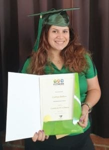 Caitlyn QLD Graduation