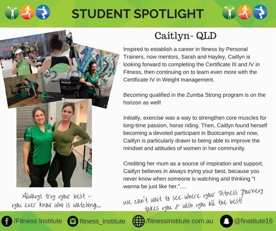 Caitlyn QLD