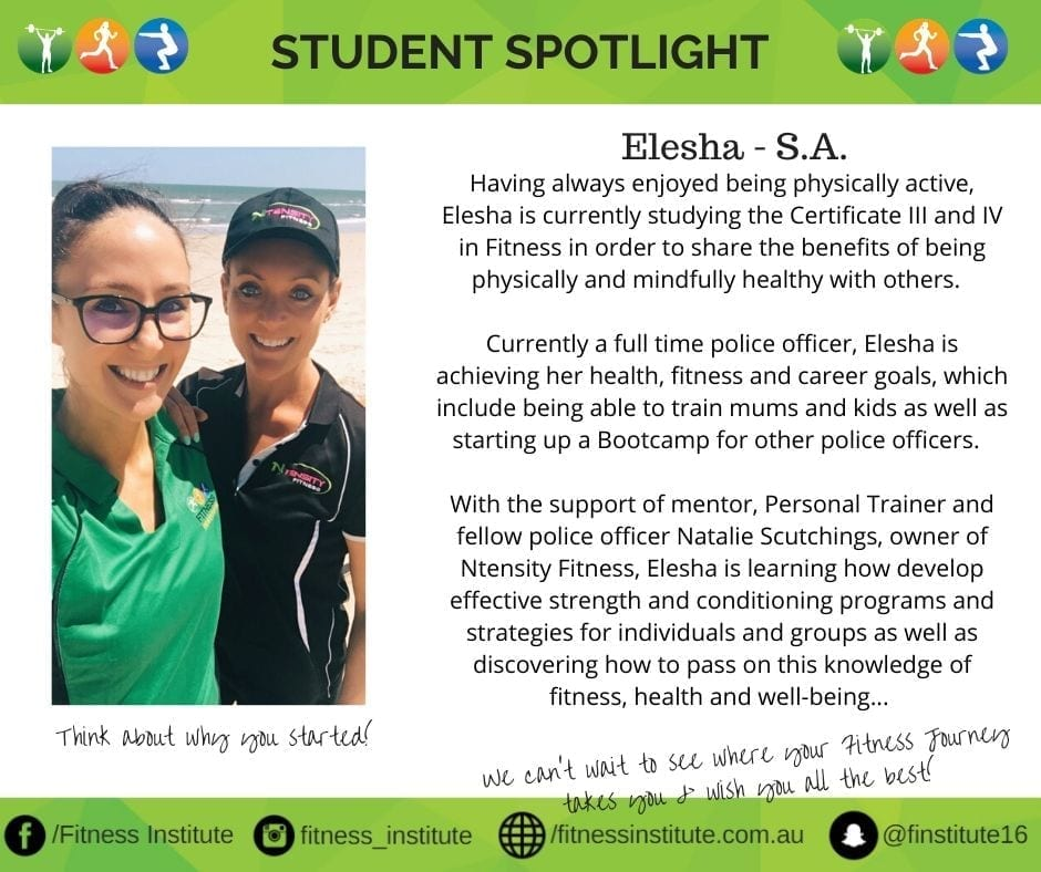 Fitness Institute Spotlight