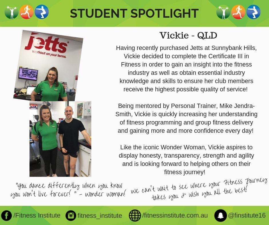Student Spotlight QLD