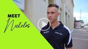 Meet Nicholas Fitness Institute Personal Trainer