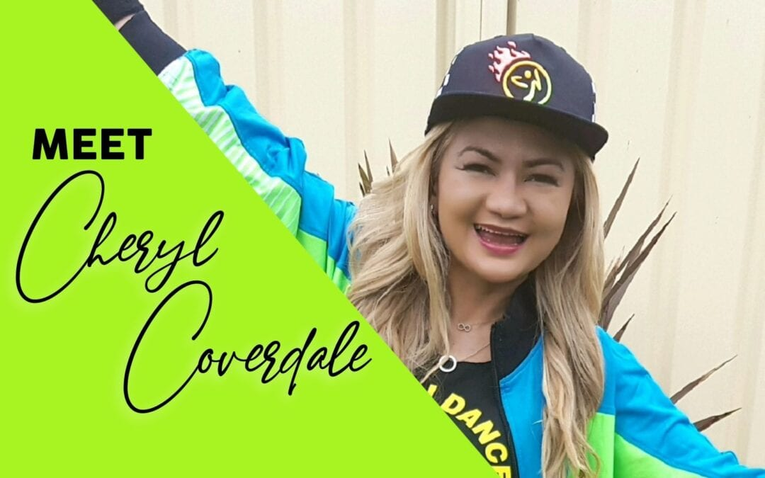 Cheryl Coverdale – creating fun, fitness experiences
