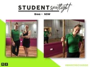 Student Spotlight - Brea