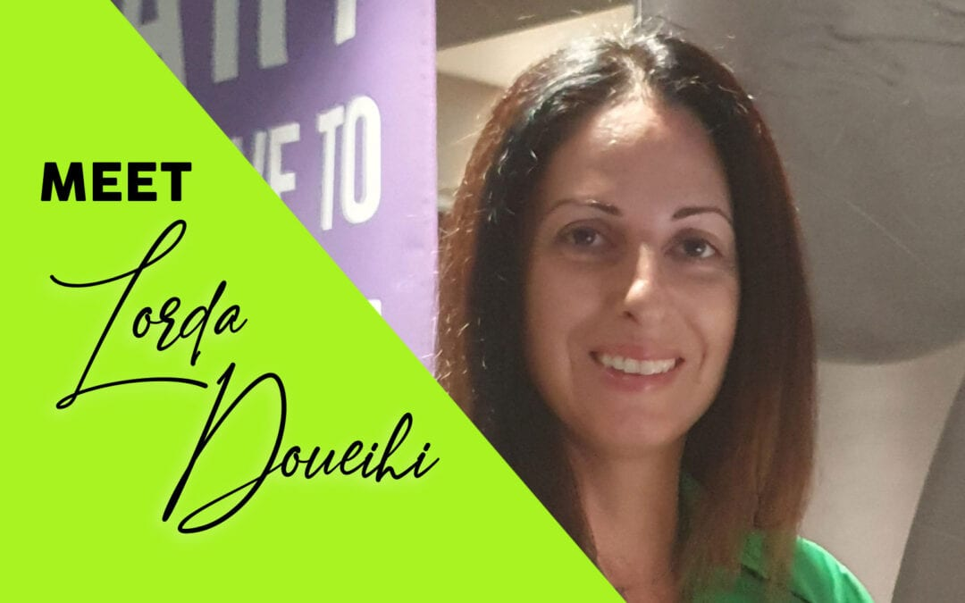 Lorda Doueihi – a Passion for Fitness!