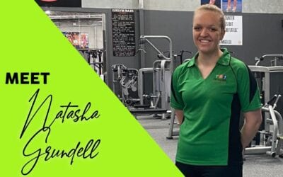 Natasha Grundell – on track to graduate!
