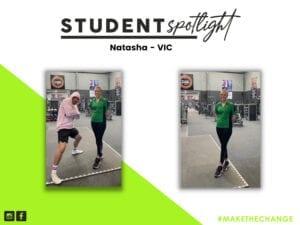 Natasha Grundell Spotlight