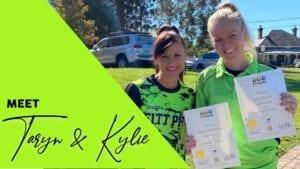 Kylie & Taryn
