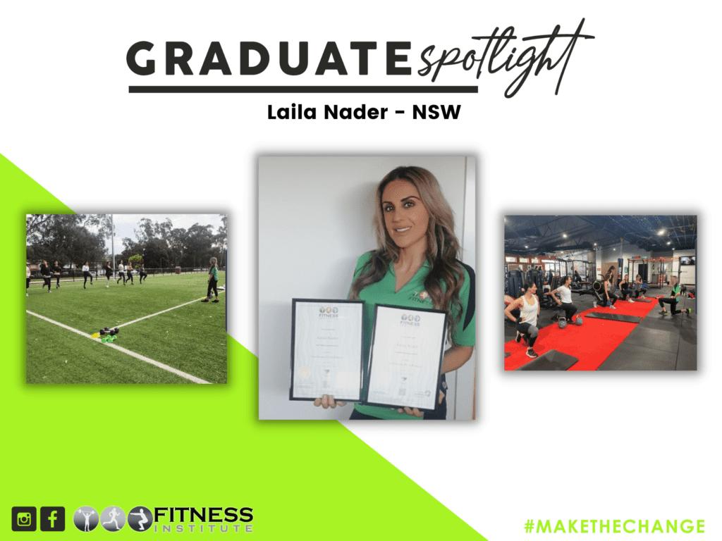 Graduate Spotlight Laila Nader