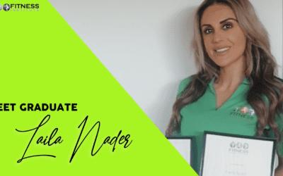Graduate Spotlight – Laila Nader
