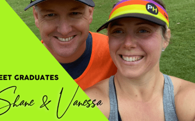 Graduate Spotlight – Shane & Vanessa
