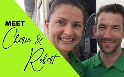 Student Spotlight – Cherie & Robert