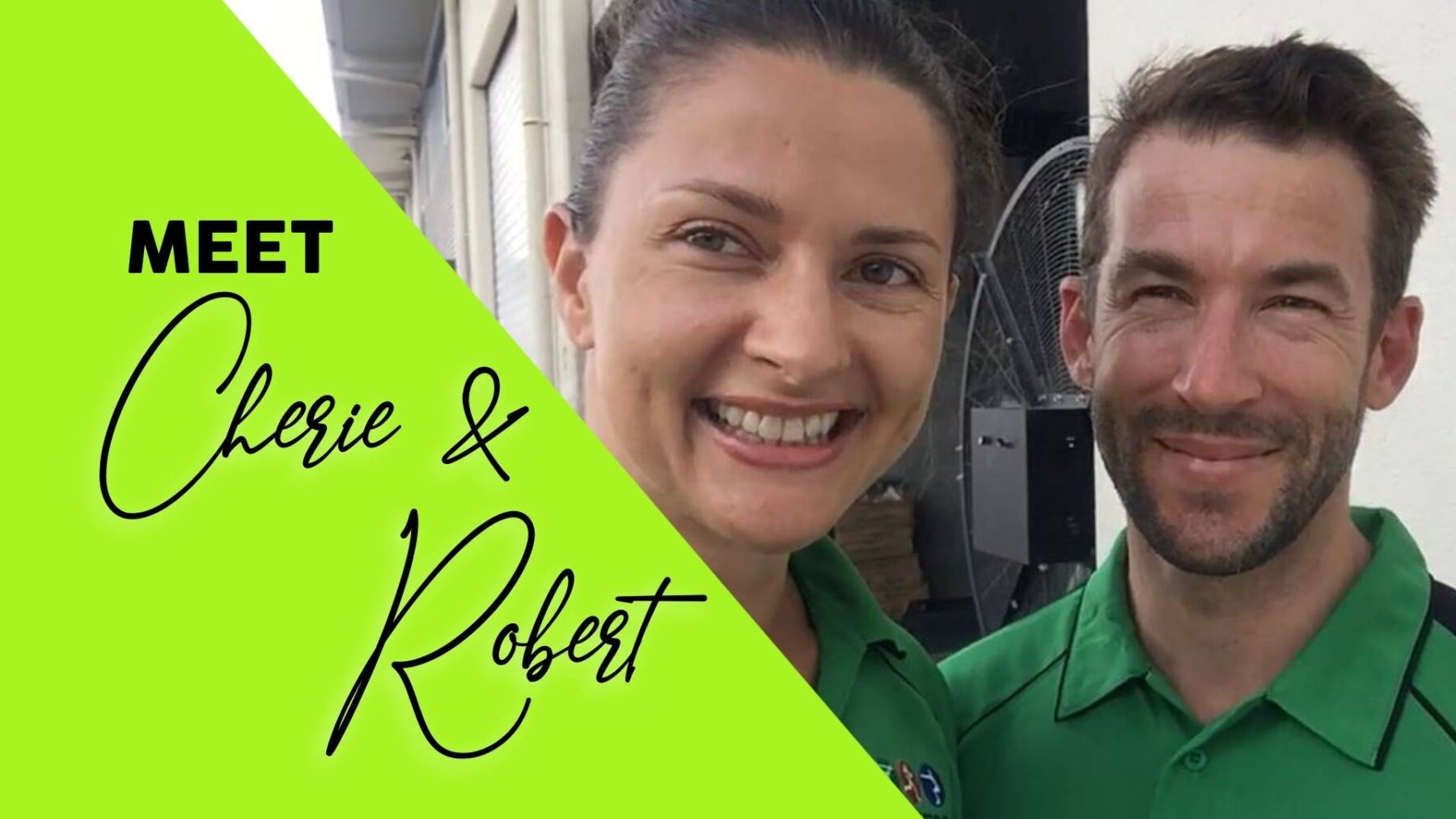 Cherie & Robert Personal Trainers