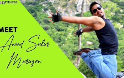 Student Spotlight – Anand Sulur Muragan