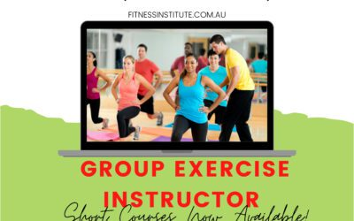 Become a Group Fitness Instructor!