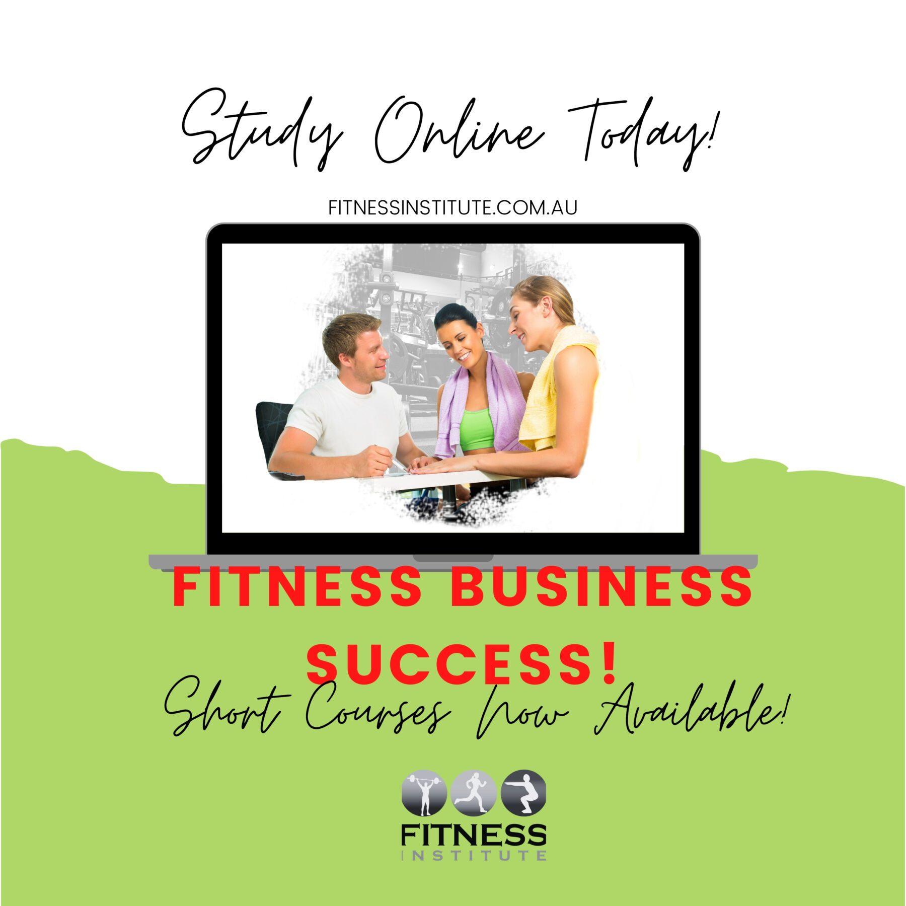 Fitness Business Success!