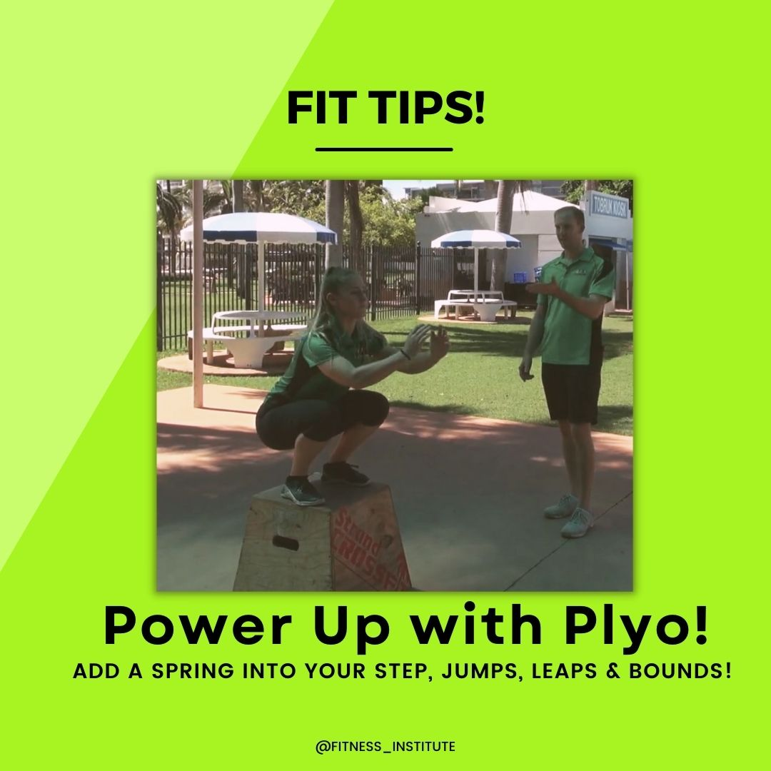 Power Up with Plyo!